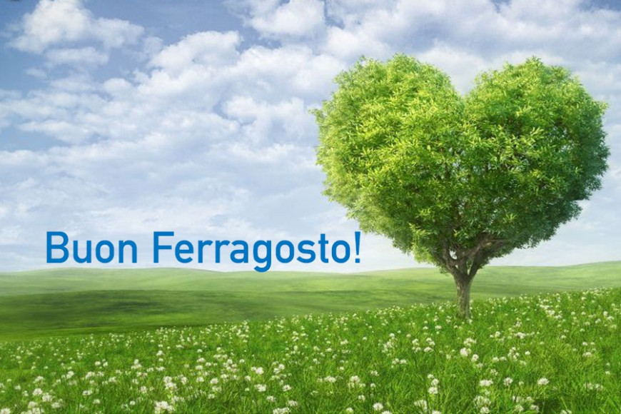 AT FERRAGOSTO COLLECT YOUR FRUITS